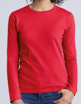 Softstyle® Ladies` Long Sleeve T-Shirt