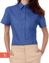 Poplin Shirt Heritage Short Sleeve / Women