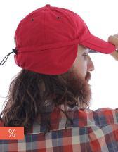 Techno Flap Cap