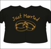 Just Married Paarshirt